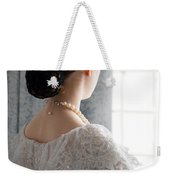 Victorian Woman At The Window Weekender Tote Bag