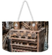 Victorian Workshop Weekender Tote Bag by Adrian Evans