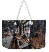 Victorian Workshops Weekender Tote Bag by Adrian Evans