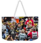 Victory Weekender Tote Bag