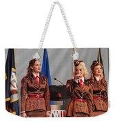 Victory Belles Weekender Tote Bag