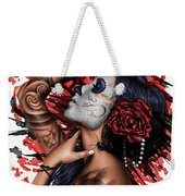 Vidas Angel Weekender Tote Bag by Pete Tapang