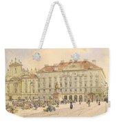 Vienna 1913 Weekender Tote Bag