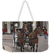 Vienna Austria         Weekender Tote Bag