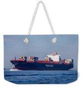 Vienna Express Ship Weekender Tote Bag