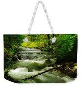 Viento Creek In June Weekender Tote Bag