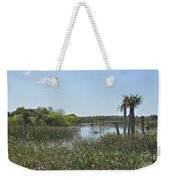 Viera Wetlands Weekender Tote Bag