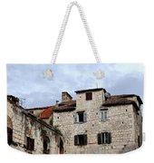 Vies Of Split Croatia Weekender Tote Bag