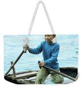 Vietnamese Boy Weekender Tote Bag