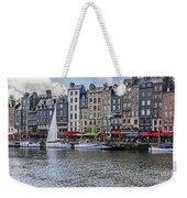 Vieux Bassin Of Honfleur Weekender Tote Bag
