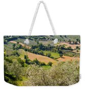 View At Montefalco Weekender Tote Bag