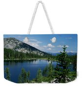 View At Roman Nose Peak Weekender Tote Bag