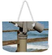 View Finder At The Beach Weekender Tote Bag