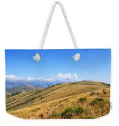 View From A Horse Weekender Tote Bag
