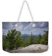 View From A Mountain In A Vermont Weekender Tote Bag