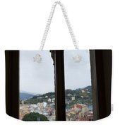 View From A Window Weekender Tote Bag