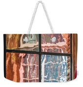 View From Another Window Weekender Tote Bag