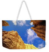 View From Of Bryce Canyon Weekender Tote Bag by Yva Momatiuk John Eastcott