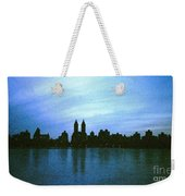 View From Central Park Weekender Tote Bag