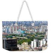 View From Edificio Martinelli 2 - Sao Paulo Weekender Tote Bag