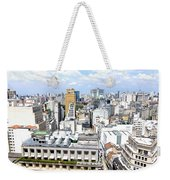 View From Edificio Martinelli - Sao Paulo Weekender Tote Bag