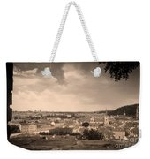 View From Hradcany Of Mala Strana Weekender Tote Bag