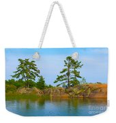 View From Killarney Mountain Lodge Weekender Tote Bag