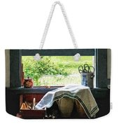 View From Kitchen Window Weekender Tote Bag