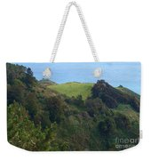 View From Nepenthe In Big Sur Weekender Tote Bag