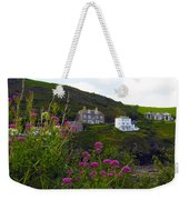 View From Port Isaac Weekender Tote Bag