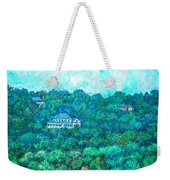 View From Rec Center Weekender Tote Bag