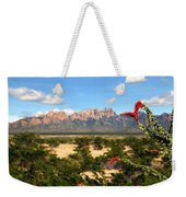 View From Roadrunner Weekender Tote Bag