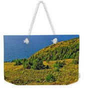 View From Skyline Trail In Cape Breton Highlands Np-ns Weekender Tote Bag