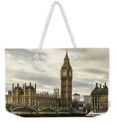 View From Southbank Weekender Tote Bag
