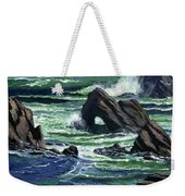 View From The Bluffs Weekender Tote Bag