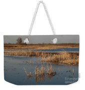 View From The Duck Blind Weekender Tote Bag