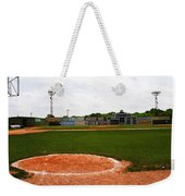 View From The Dugout Weekender Tote Bag