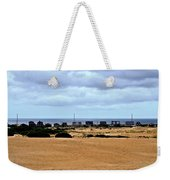 View From The Dunes Weekender Tote Bag