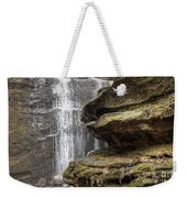 View From The Ledge Weekender Tote Bag