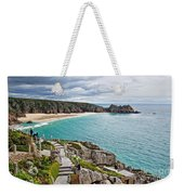 View From The Minack Theatre Weekender Tote Bag