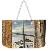 View From The Stable Weekender Tote Bag