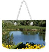 View From The Trail Weekender Tote Bag