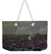View From Viaduct Weekender Tote Bag