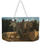 View In The Ile-de-france Weekender Tote Bag