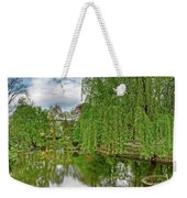 View Of A Botanical Garden, Krakow Weekender Tote Bag