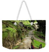 View Of Lupaxi Weekender Tote Bag
