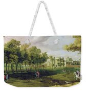 View Of Nonsuch Palace In The Time Weekender Tote Bag