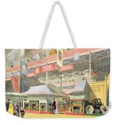 View Of The Sheffield Hardware Stand Weekender Tote Bag