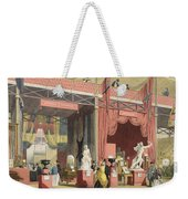View Of The Sweden, Norway And Denmark Weekender Tote Bag