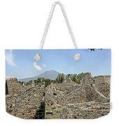 View Of Vesuvius Weekender Tote Bag